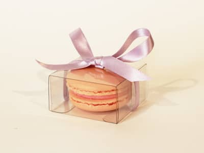 Wedding Favours - Single Macaroon Wedding Favour
