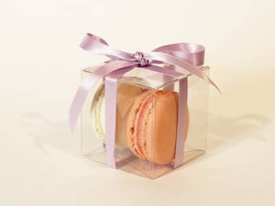 Wedding Favours - Two Macaroon Favour